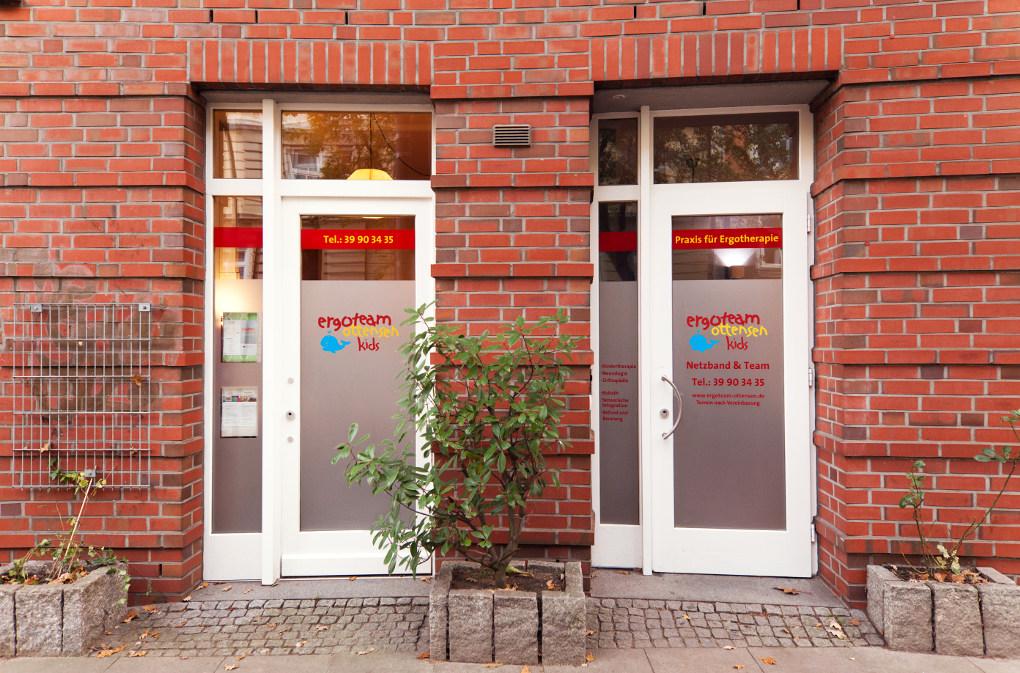Tür, Front, Eingang,